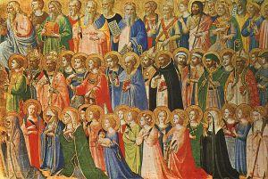 Les Saints du Ciel - Bienheureux Fra Angelico