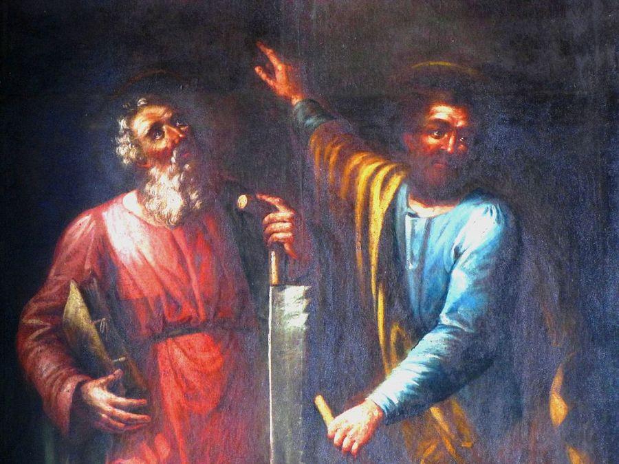 Saint Simon et saint Jude - CC Rh-67