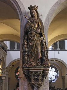 Sainte Ursule - CC Hans Peter Schaefer