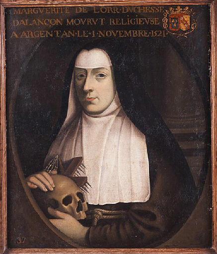 Bienheureuse Marguerite de Lorraine