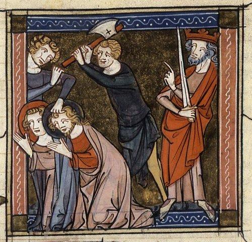 Martyre des saints Prime et Félicien